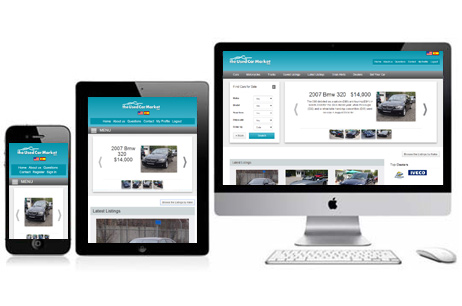 New version 4.0 of Car Portal, our advanced multi dealer car portal software