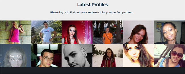 Main dating sites
