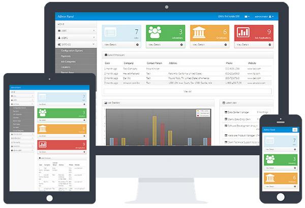 Version 4.0 of Jobs Portal has been released