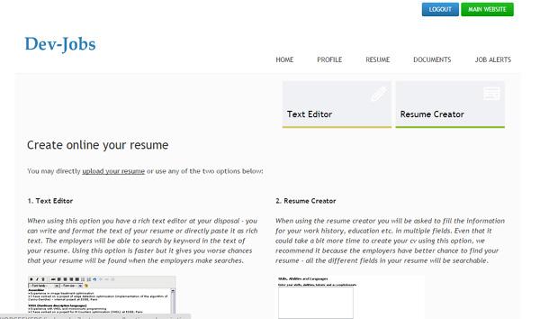 board software php mejor portal de empleo post