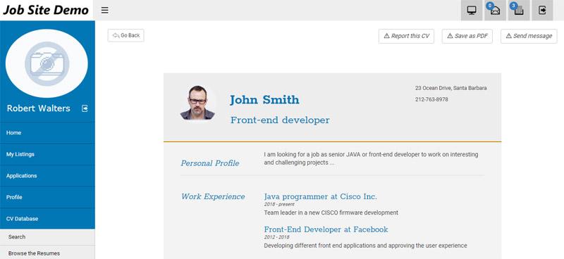 PHP Jobs Software | Job Site 2018 Updates