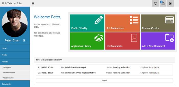 jobs board software php  mejor portal de empleo  post job