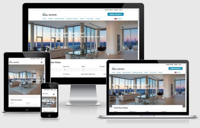 New version 5.0 of Real Estate Portal