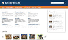 World of seller php Classified Ads section